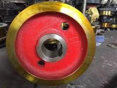 河南优质车轮组 起重机械配件专业生产厂家