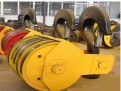 上海起重机专用配件大全吊钩组厂家直销15800800643