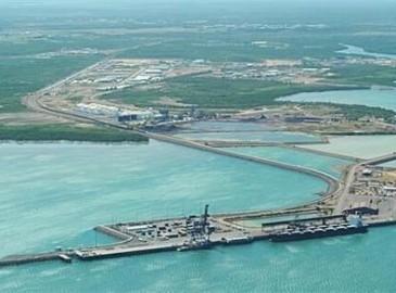中资企业正式开启巴拿马港口扩建工程