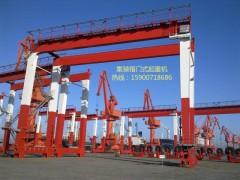 上海轨道集装箱门式起重机港口起重机造船门机
