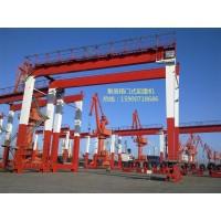 上海軌道集裝箱門式起重機港口起重機造船門機