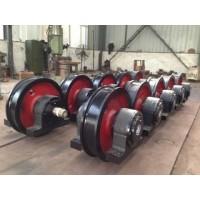 兰州双边车轮组供应销售15693145678