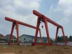 杭州优质MH型电动葫芦门式起重机/龙门吊生产厂家