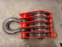 秦皇島五輪環型滑車13643355176