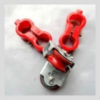 湛江小滑车拖缆滑车优质供应18319537898
