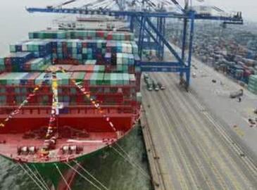 廣州港擬投資逾10億建廣州南沙國際物流中心項目