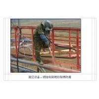 象山專業高空龍門吊除銹刷油漆13523255469