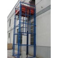 安新导轨链条液压货梯