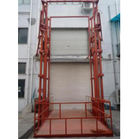 武汉黄陂链条式导轨货梯:18627804222毛经理
