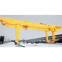 兰州双梁吊钩门式起重机整机销售15693145678