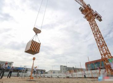 泉州市建筑行業起重工崗位技能競賽在晉江舉行