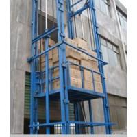 南昌链条导轨式液压升降货梯销售范经理13767106661