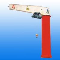 抚顺定柱式旋臂起重机维修改造