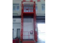 烟台厂家直销链条导轨式液压升降货梯3T升降机