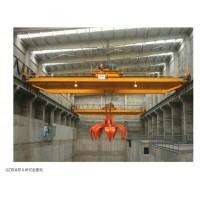 江都Qz双梁抓斗桥式起重机生产设计销售13951432044