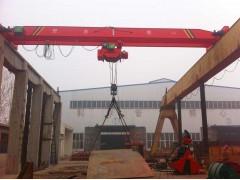 天津电动单梁起重机生产,制造13821781857