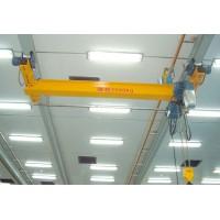 天津电动单梁悬挂起重机生产,制造13821781857