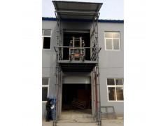 福建福州導軌式貨梯升降機結構新穎15880471606