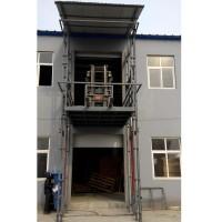 福建福州导轨式货梯升降机结构新颖15880471606