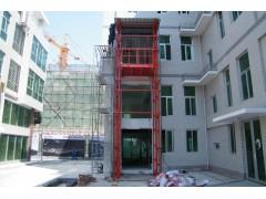 福建福州導軌式貨梯升降機正品熱銷15880471606