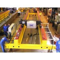 天津欧式双梁起重机生产,制造13821781857