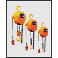 长洲电动葫芦 环链葫芦供应商