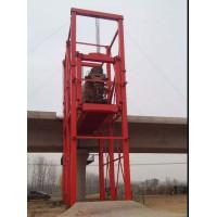 鄂州导轨货梯升降货梯工厂