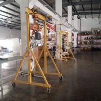 杭州小型龙门吊移动龙门搬迁改造