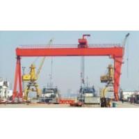 江都造船用門式起重機生產安裝13951432044