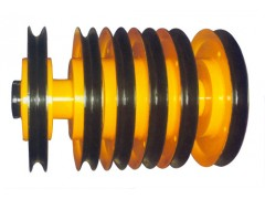 通化起重配件 车轮组样品图