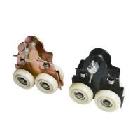 重庆KBK起重机滑轮销售18580118685