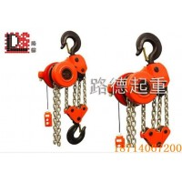建筑爬架环链电动葫芦厂家  规格型号齐全