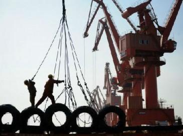 中國營口港務集團參建莫斯科最大國際物流中心開工
