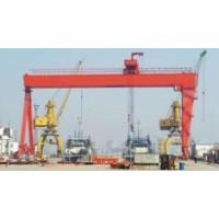 江都造船用门式起重机生产安装13951432044