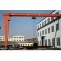 江都半門式起重機設計生產13951432044