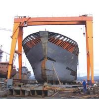 盐城造船用门式起重机维修保养
