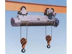 福建福州闸门双吊点电动葫芦结构新颖15880471606