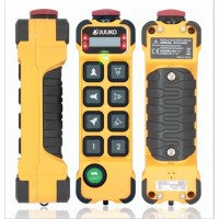台湾捷控遥控器更适用于酸洗冶金高中频车间矿场石材厂等恶劣环境