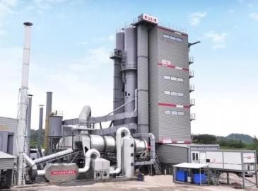 中交西筑6套大型攪拌設備助力黑龍江公路建設