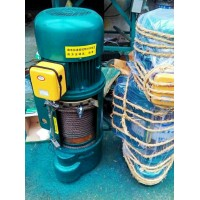 清远防爆电动葫芦产品展示