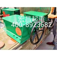 河北配件厂家专业批发手动夹轨器400-8923682