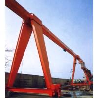 四川乐山供应电动葫芦门式起重机