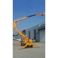 扬州江都区曲臂式高空作业平台:13813139019朱经理