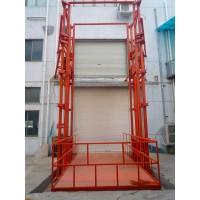 福建福州导轨式液压升降货梯行业典范15880471606