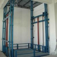 福建福州导轨式液压升降货梯节能环保15880471606