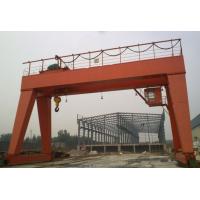 天津水电站门式起重机