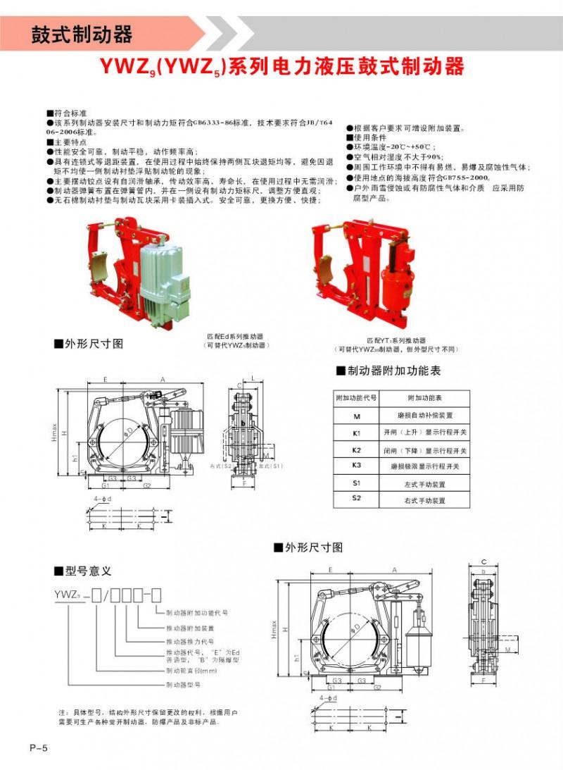 YWZ5 YWZ9技术参数_meitu_2