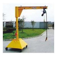 江都移动式悬臂吊设计生产13951432044