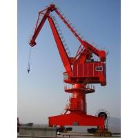 黑龙江起重机械厂家直销码头固定起重机-13613675483