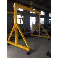 临安市简易移动式龙门吊生产厂家18667161695